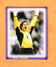 Arsenal David Seaman England (P)